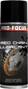 RED CHAIN LUBRICANT PRO FOCUS